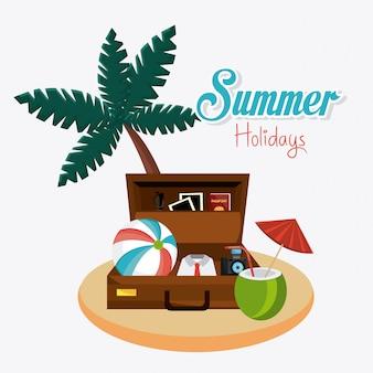 Design d'été.
