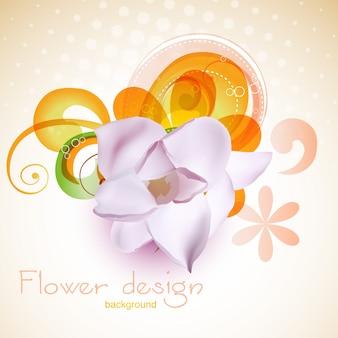 Design de fleurs