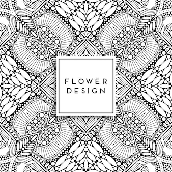 Design floral créatif