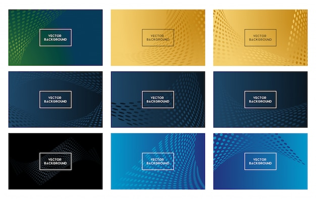 Design de fond abstrait avec des couleurs vives