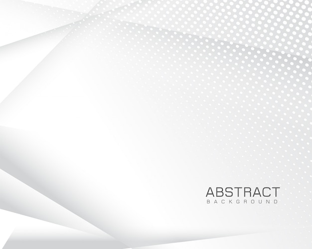Design de fond abstrait demi-teintes minimal