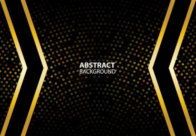 Design de fond abstrait