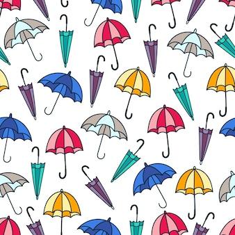Design de fond de parapluie