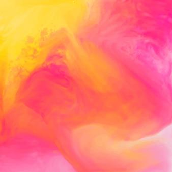 Design de fond de texture aquarelle colorée