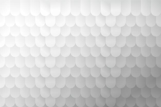 Design de fond de texture élégante blanche