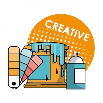 Design graphique créatif