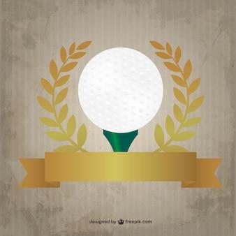 Design haut de gamme de golf