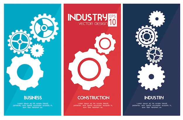 Design de l'industrie