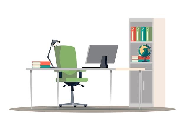 Design d'intérieur de bureau
