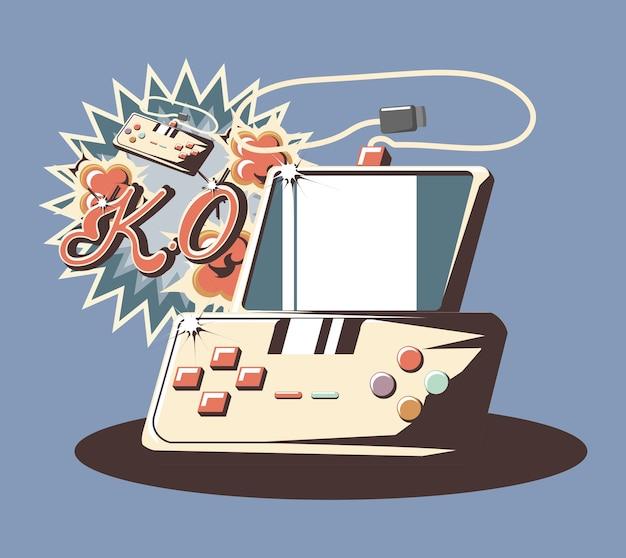 Design de jeux vidéo rétro