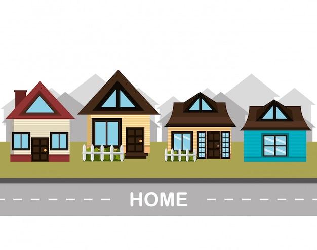 Design de maison.