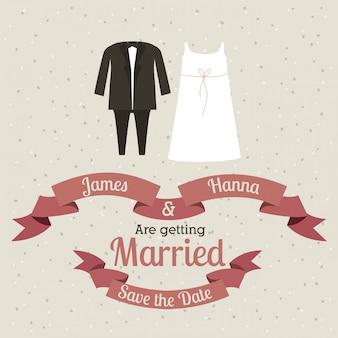 Design marié