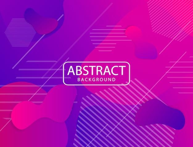 Design moderne abstrait
