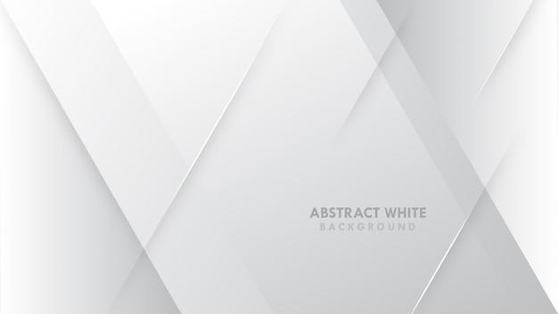 Design moderne de fond abstrait blanc gris