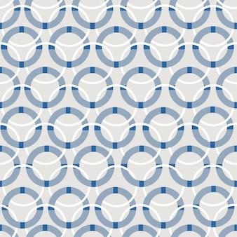 Design moderne de vecteur transparente cercle