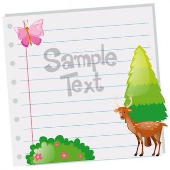 Design paper note d'information