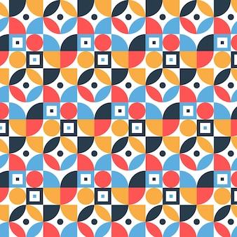 Design plat design scandinave patten