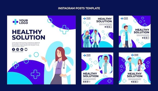 Design plat du poste médical ig