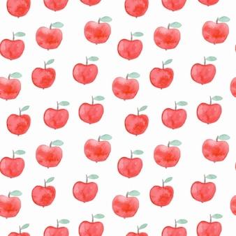 Design pommes de motif
