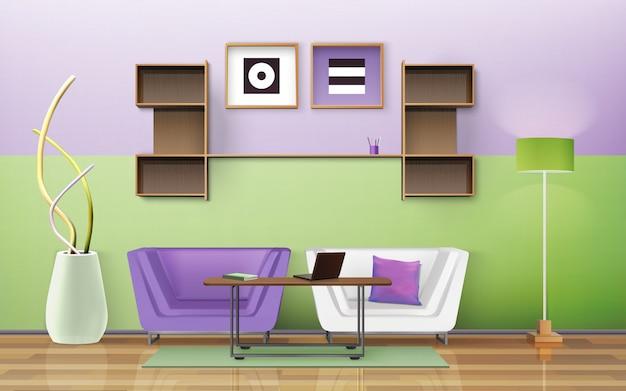 Design de salon