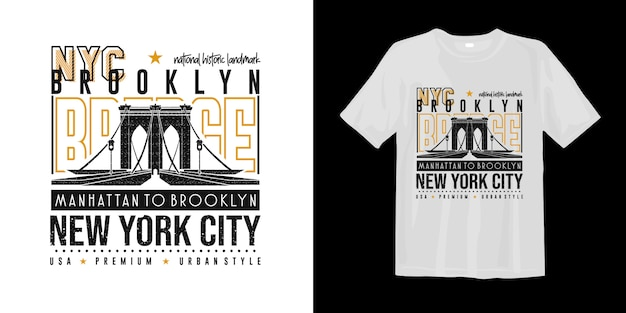 Design de t-shirt de style urbain