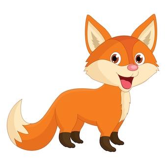 Dessin animé fox
