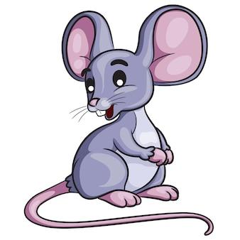 Dessin animé de souris