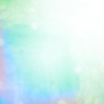 Dessin aquarelle colorée abstraite