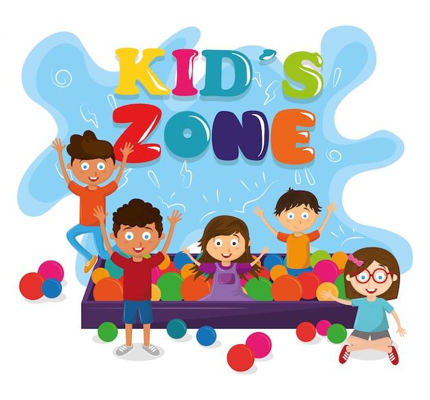 Dessins animés enfants zone enfants