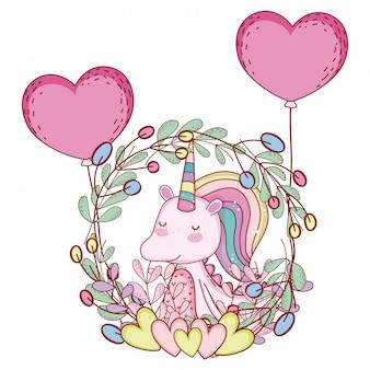 Dessins animés de licorne