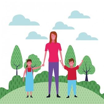 Dessins animés pour la famille et les enfants