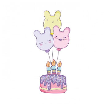 Dessins d'anniversaire joyeux