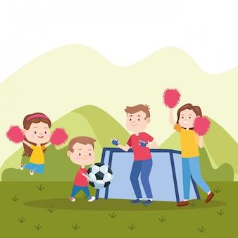 Dessins de famille et enfants