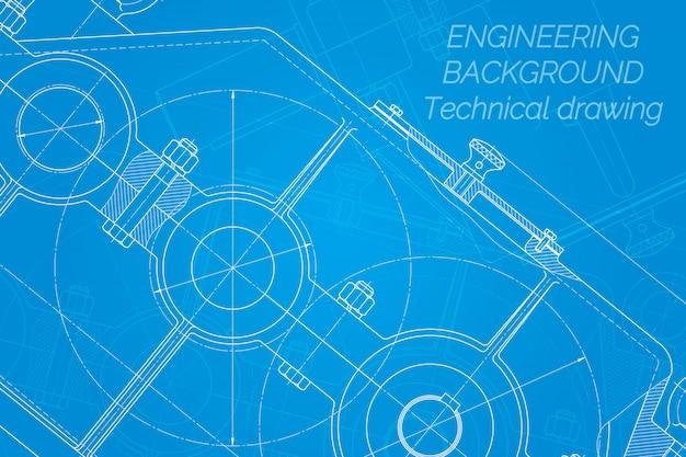 Dessins d'ingénierie mécanique