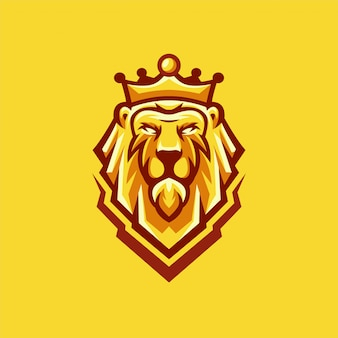 Dessins de logo lion
