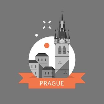 Destination de voyage en république tchèque