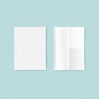 Deux bulletins blancs