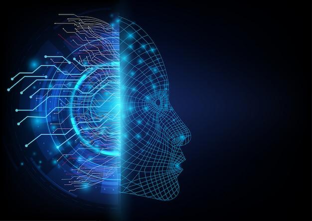 Deux dimensions de la communication numérique
