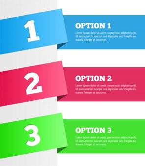 Un deux trois étapes de progrès