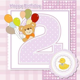 Deuxième anniversaire