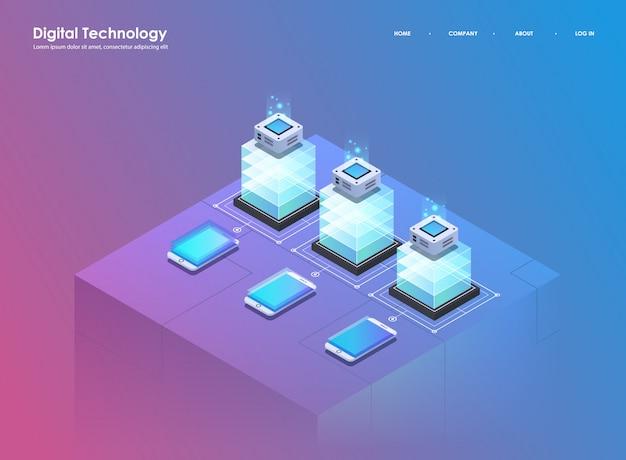 Développement et programmation de logiciels. codage du programme créatif ou du processus système. illustration plate isométrique.