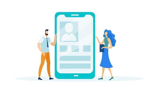 Développement de réseaux sociaux
