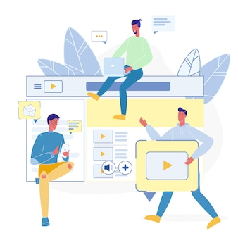Développement de sites web, hébergement