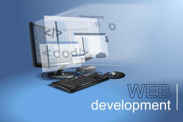 Développement web d'applications et de programmes pour travailler en ligne et pas seulement, des applications mobiles.