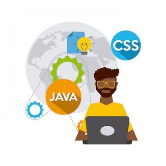 Développeur et programmeur de logiciels