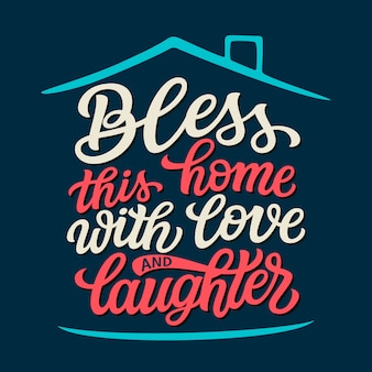 Devis typographie maison