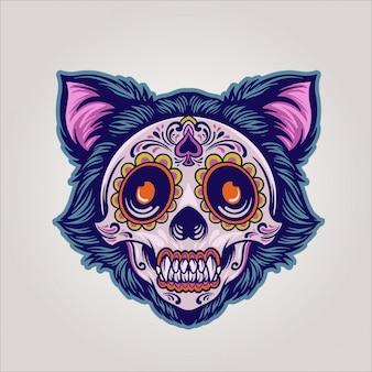 Dia de los muertos chat