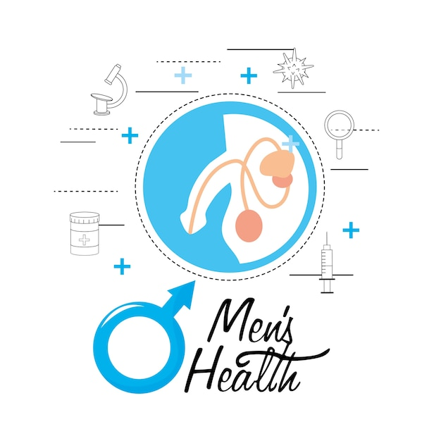 Diagnostic d'une maladie du système urinaire masculin