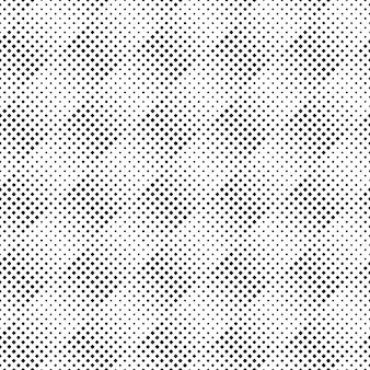 Diagonale géométrique sans soudure arrondi de fond carré