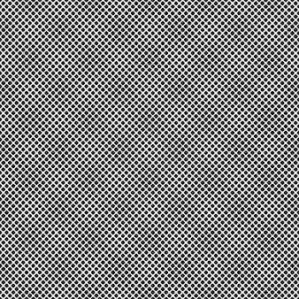 Diagonale géométrique sans soudure arrondi fond carré